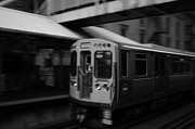 Zug Photos - Chicago CTA by Miguel Winterpacht