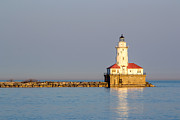 Robert Painter - Chicago Harbor Lighthouse