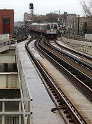 Gregory Dyer - Chicago Loop Train