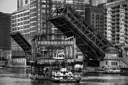 Steven K Sembach  - Chicago River Bridges -...