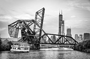 Kevin Klima - Chicago River Crossing