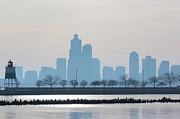 Rosanne Jordan - Chicago Shoreline Shadows