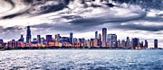 Patrick  Warneka - Chicago skyline At...