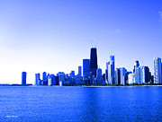 Skyler Tipton - Chicago Skyline Deep...