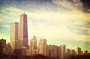 Noah Browning - Chicago Skyline III