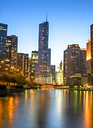 Greg Thiemeyer - Chicago - The River at...