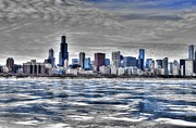 Greg Thiemeyer - Chicago - The Skyline...