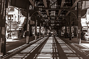 John McGraw - Chicago Under the EL