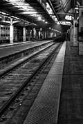 Lonely Photo Framed Prints - Chicago Union Station Framed Print by Scott Norris