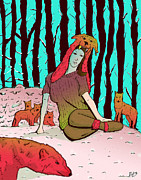 Edwin Urena - Chick amongst wolves