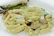 Susan Leggett - Chicken Alfredo Meal