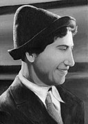 Marx Paintings - Chico Marx by Peggy Dreher