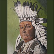 Creations by DuBois - Chief Joseph