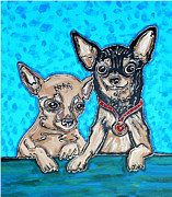 Cynthia Snyder - Chihuahua Duo