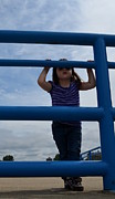 Xcape Photography - Child on Pier