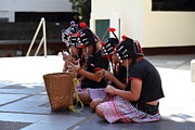 Wat Photos - Child Performers - Wat Phrathat Doi Suthep - Chiang Mai Thailand - 01133 by DC Photographer