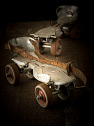 Wheels Photo Prints - Childhood Memories Print by Edward Fielding