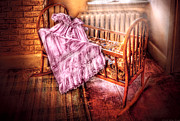 Radiator Framed Prints - Children - Its a girl Framed Print by Mike Savad