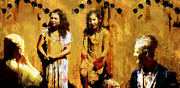 Carl Rolfe Art - Children of Earth by Carl Rolfe
