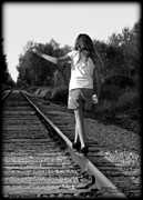 Terri K Designs - Childs play on tracks