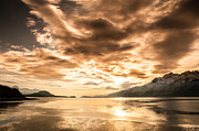 Michele Cornelius - Chilkat Inlet Sunset