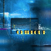 Cover Mixed Media - Chillout by Franziskus Pfleghart