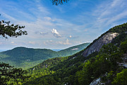 Chimney Rock North Carolina Framed Prints - Chimney Rock North Carolina Framed Print by Brandon Cale