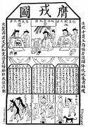 Discrimination Drawings Framed Prints - China - Anti-christian Framed Print by Granger