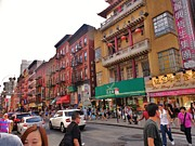 Robin Coaker - China Town NYC