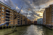 Stuart Gennery - China Wharf