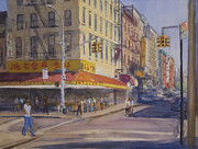 Walter Mosley - Chinatown New York City