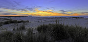 Jack Nevitt - Chincoteague Sunset Pano