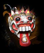 Cindy Nunn - Chinese Dragon Mask 1
