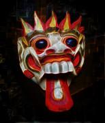 Cindy Nunn - Chinese Dragon Mask 2