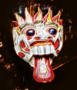 Cindy Nunn - Chinese Dragon Mask 3