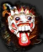 Cindy Nunn - Chinese Dragon Mask 4