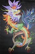 Tracey Harrington-Simpson - Chinese Fire Dragon