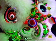 Dorlea Ho - Chinese Lion Dancer