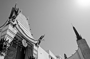Hollywood Star Prints - Chinese Theater Print by Dan Holm