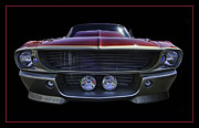 Chip Foose Art - Chip Foose OCC Custom Shelby by Jay Droggitis