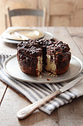 Sandra Cunningham - Chocolate coffee cake