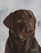 Bill Dunkley - Chocolate Lab