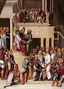 Christ Before Pilate, C.1530 Print by Lodovico Mazzolino