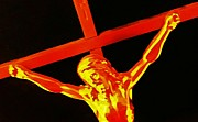 Religious Artist Digital Art - Christ by John Malone