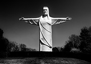 Arkansas Photos - Christ of the Ozarks by Benjamin Yeager