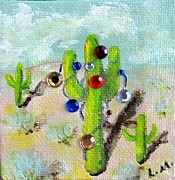 Laurie Morgan - Christmas Cactus