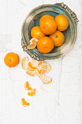 Clementines Prints - Christmas Clementines Print by Christopher and Amanda Elwell