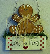 Judyann Matthews - Christmas Cookie