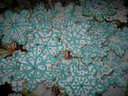 Baking Photos - Christmas Cookies 2 by Mirek Bialy