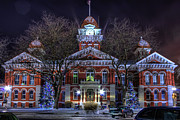 Scott Wood - Christmas Courthouse